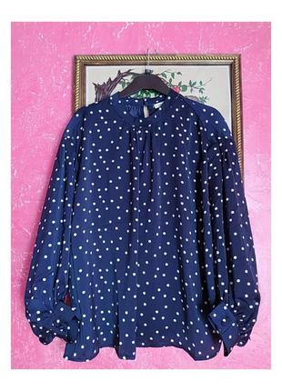 Блуза. рубашка свободного кроя., нарядная