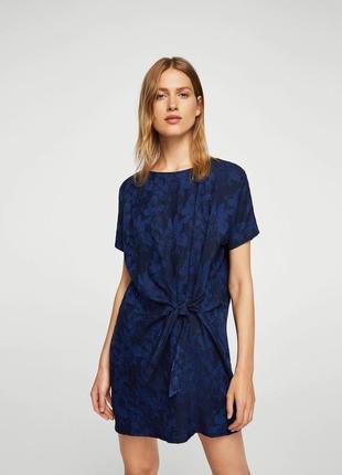 Платье mango - размер xs/s
