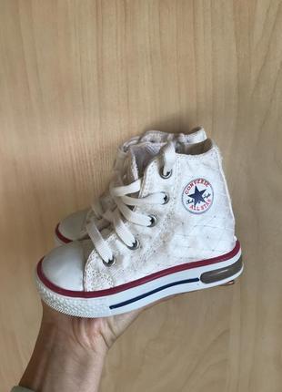 Кеды белые converse туфли тапки кроссовки