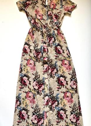 Sale! длинное платье-ромпер francesca's
