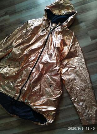 Светящаяся куртка