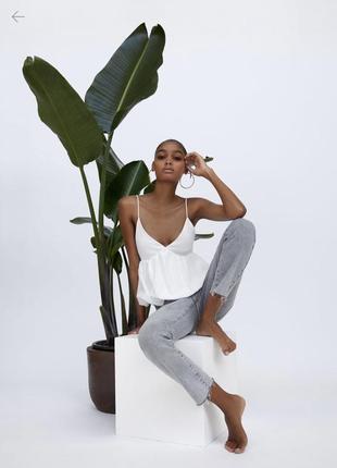 Zara jeans (джинс) новая коллекция