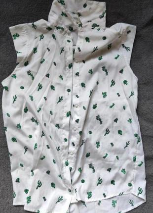 Блуза calliope с коротким рукавом