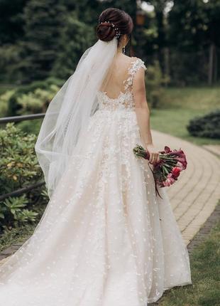 Ідеальне весільне плаття