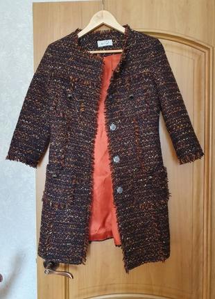 Italy пальто пиджак кардиган оригинал zara bershka mango michael kors guess stradivarius