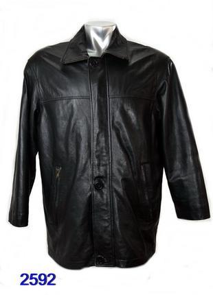 Liberty мужская кожаная куртка