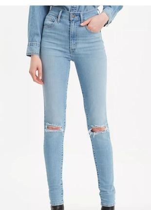 Джинси джинсы levi's
