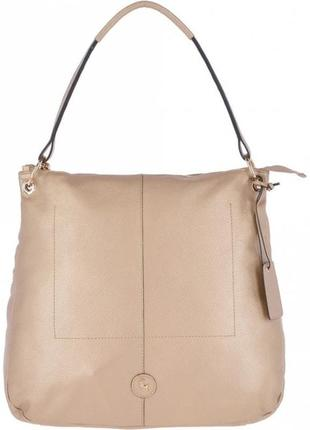 Шикарная кожаная сумка английского бренда ashwood leather натуральная кожа