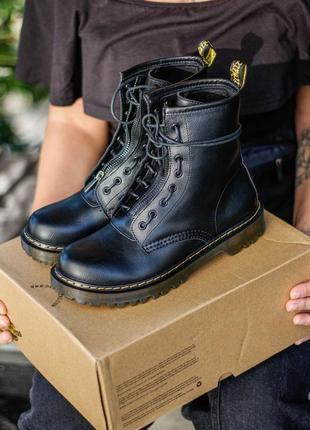 Шикарные ботинки из натуральной кожи, два варианта ношения