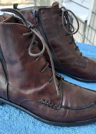 Полусапожки ботинки franco bonoldi 38 р.