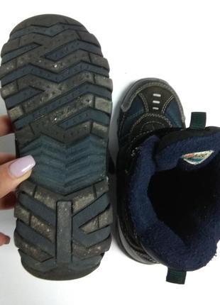 Зимние термо-сапоги super gear р.28
