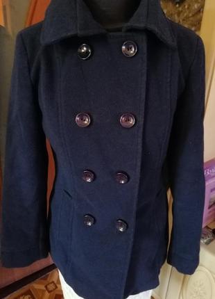 Пальто шерсть (италия)