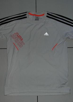 Adidas ® climacool детская спортивная футболка clima 365 размер: 13-14 yrs