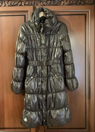 Длинная куртка1 фото
