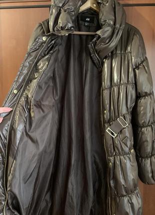 Длинная куртка3 фото