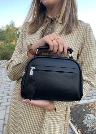 Новая стильная красивая качественная сумка кроссбоди кожа pu / клатч