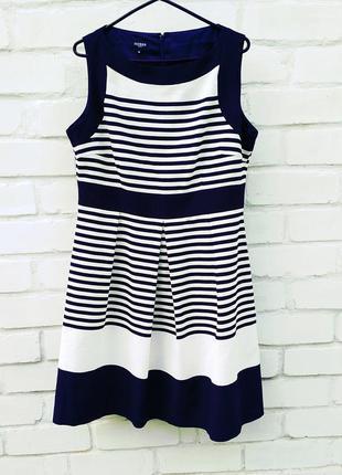 Роскошное платье из плотной ткани от hobbs london, большой размер батал 50-52