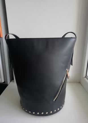 Фірмова шкіряна італійська сумка vera pelle!!!