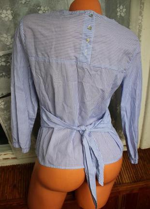 Бомбовая блузка от bershka,m