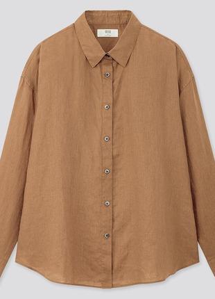 Рубашка uniqlo / s