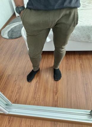 Спортивные штаны от zara man