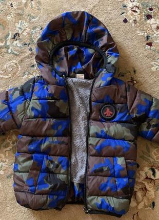 Курточка 92-98 рост