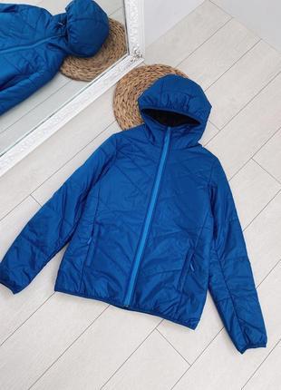 Термо куртка дорогого бренда ( германия) лёгкая, тёплая