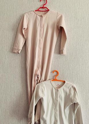 Комплект боди пижамы