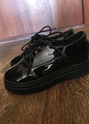 Стильные ботинки seven