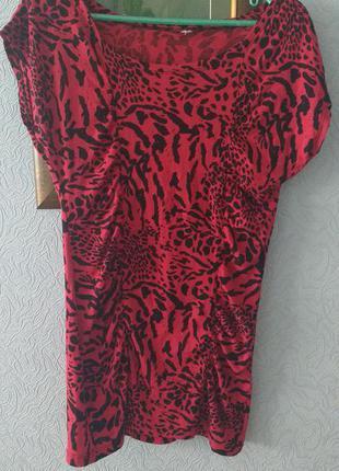 Удлиненная трикотажная блуза h&m