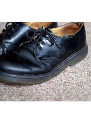 Низкие ботинки dr.martens