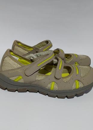 Quechua оригинал спортивные балетки ортопедическая обувь туфли босоножки размер 40
