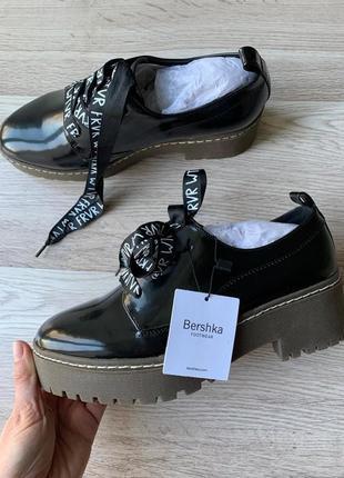Туфли женские фирмы bershka
