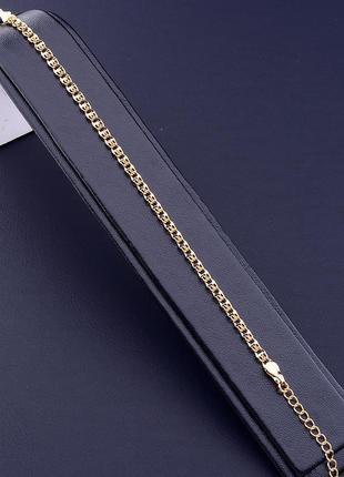 Браслет 'xuping' 17 см. (позолота 18к) 0893350.