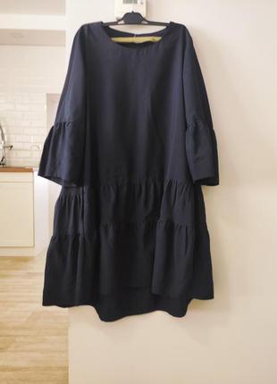Платье большого размера батал от cos