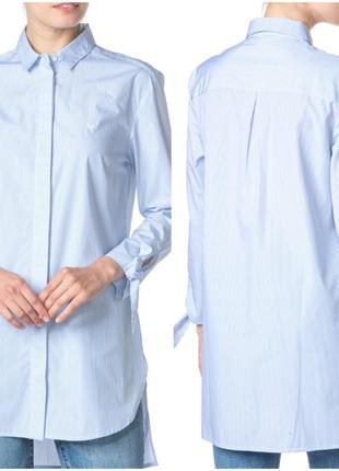 Классная удлиненная рубашка reserved