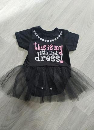 Боди / платье