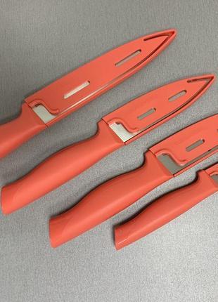 Набор кухонных ножей 4 шт от tupperware