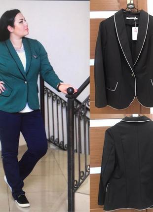 Sorry mama! стильный эксклюзивный дизайнерский пиджак блейзер жакет большой размер