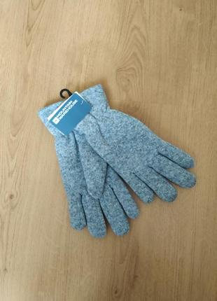 Теплые перчатки от mountain warehouse