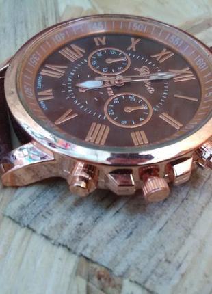Годинник чоловічий geneva (часы мужские)