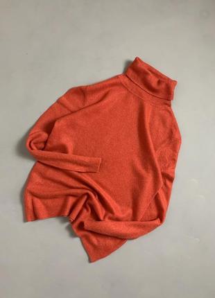 Гольф свитер кашемировый 100% кашемир lilienfels