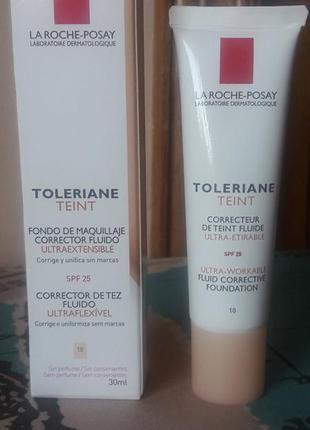 Тональный крем toleriane fluid