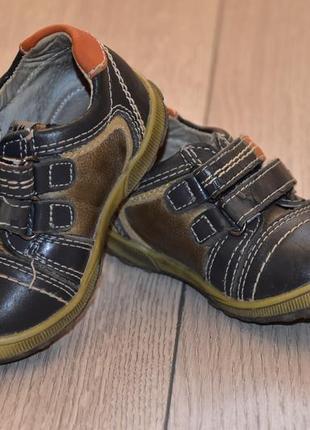 Детские ботинки ботиночки весна осень 21 размер