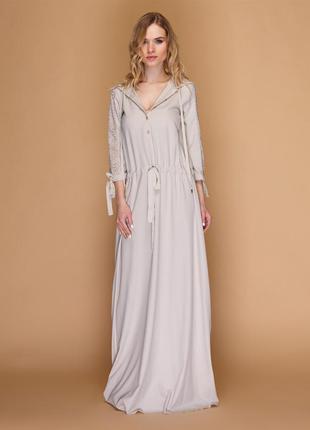 Вечернее, нарядное платье с кружевом