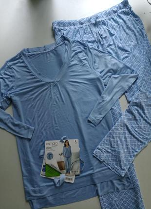 Домашний комплект пижама от немецкого бренда esmara л-хл