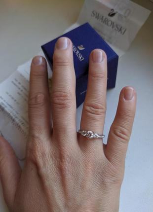 Swarovski ring/кольцо