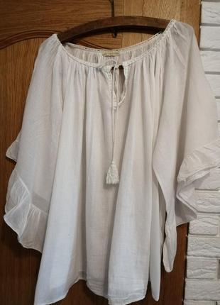 Вышиванка, блузка