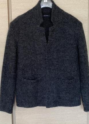 Кардиган мужской мохеровый marco polo размер s