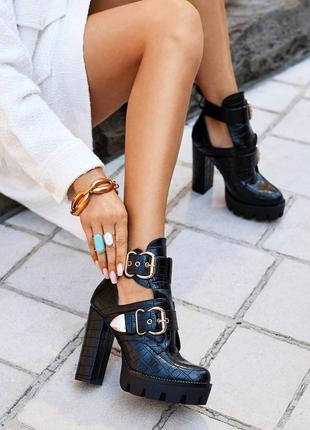 Ботинки 🍂наложка